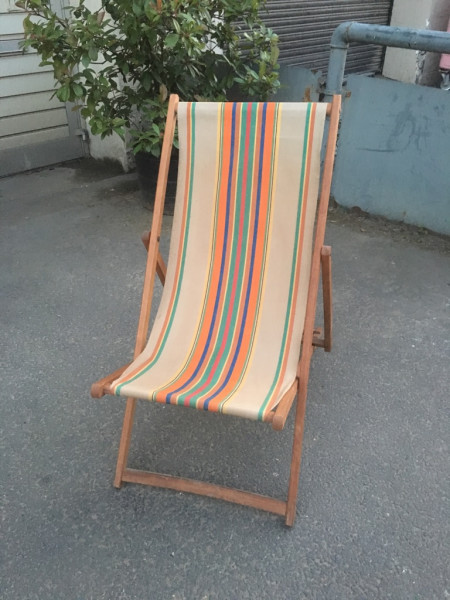 3: Vintage Deckchairs - QTY 20