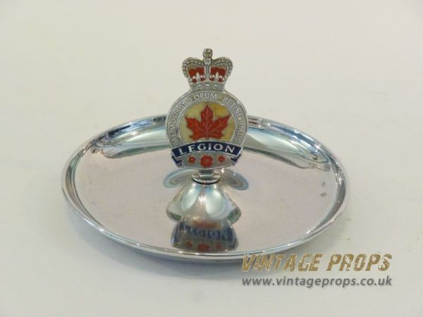 1: British Legion ash tray