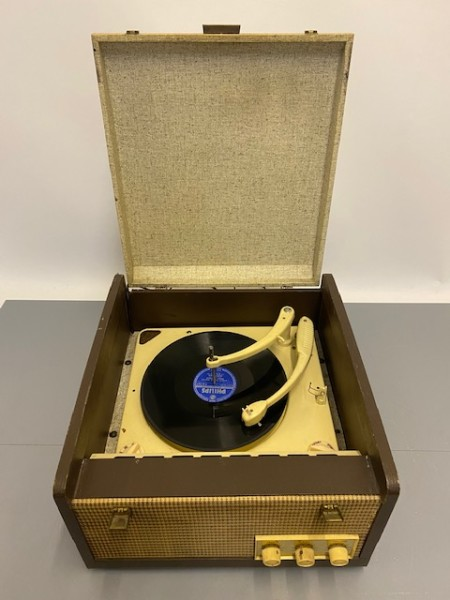 2: EKCO Vintage Record Player - fully working