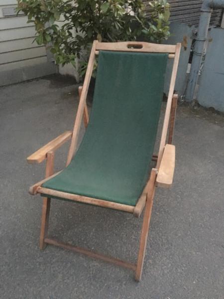 5: Vintage Deckchairs - QTY 20