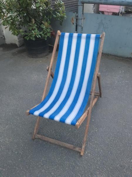 4: Vintage Deckchairs - QTY 20