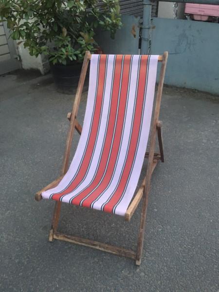 15: Vintage Deckchairs - QTY 20