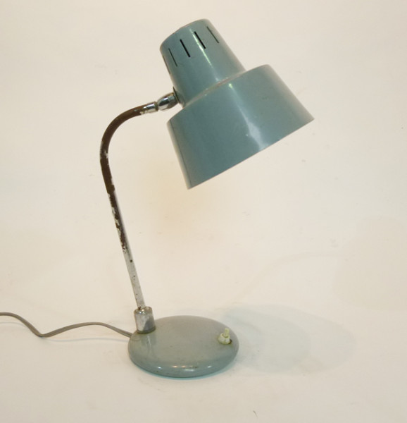 2: Duck Egg Posable Desk Lamp