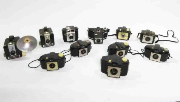 3: Retro 70's Style Cameras