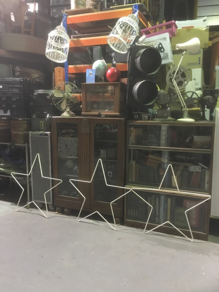 2: Large metal stars
