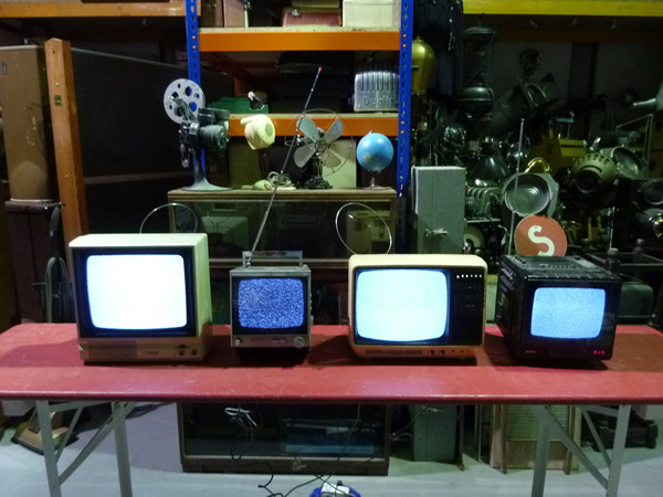 5: Practical Vintage Analogue Televisions
