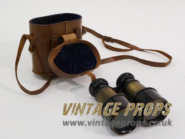 1: Vintage Military Binoculars