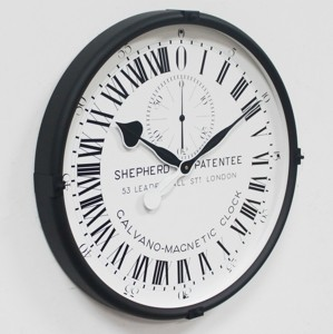 1: Greenwich Royal Observatory Shepherd Gate Clock