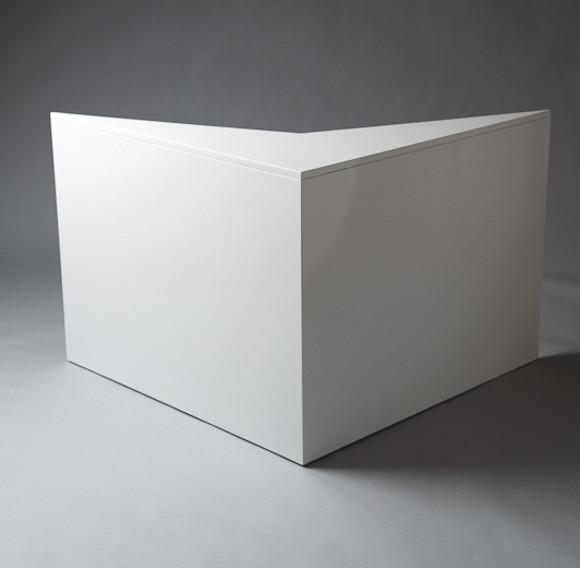 2: Corner Console Table