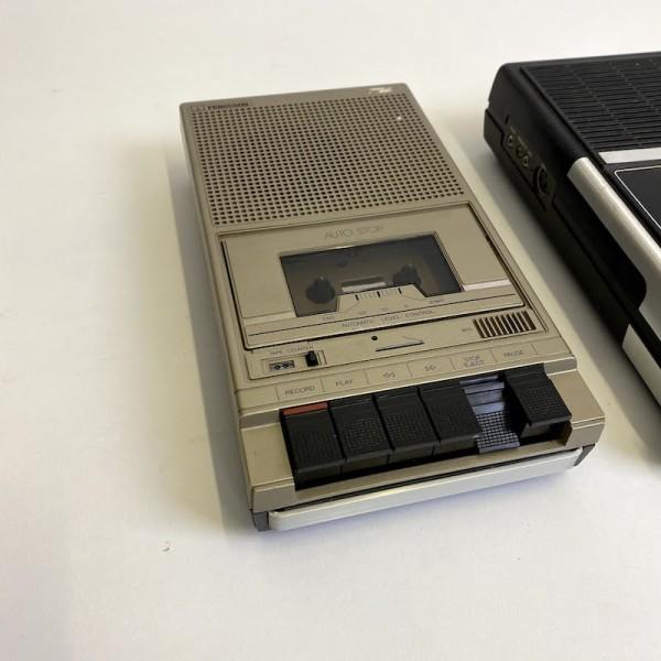 1: Fully working retro Ferguson cassette recorder