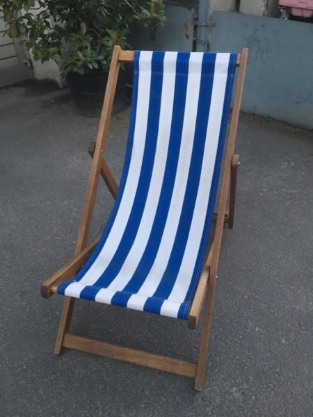 13: Vintage Deckchairs - QTY 20