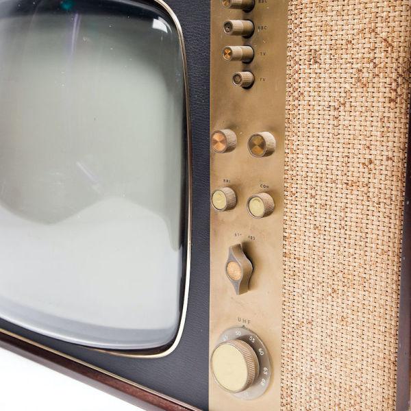 2: Non practical vintage 1950's Ferguson TV
