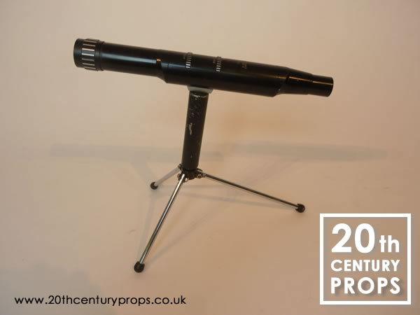 1: Surveillance / Spy telescope