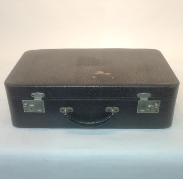 5: Large Black Suitcase