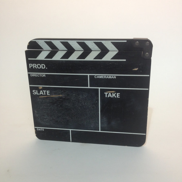 3: Film Clapper Board