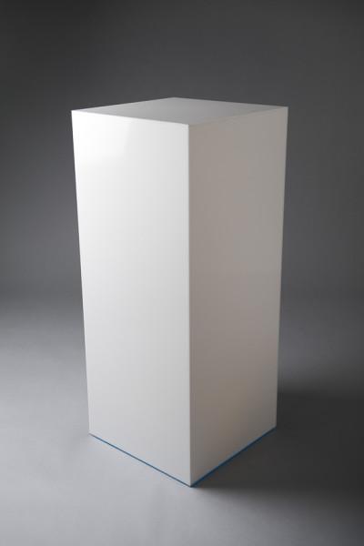 2: White Plinth