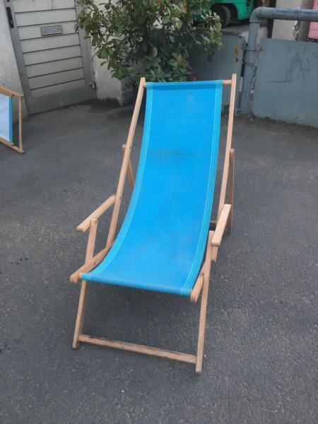 18: Vintage Deckchairs - QTY 20