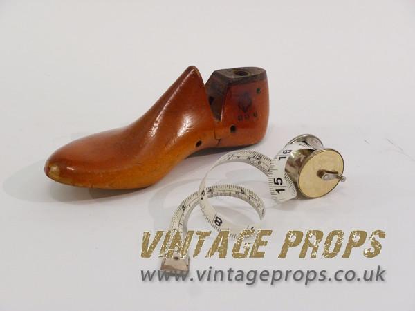 1: Wooden Shoe Lasts