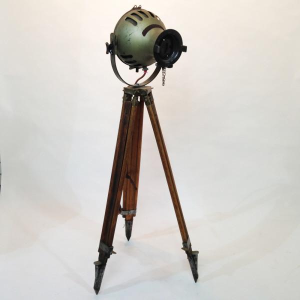 4: Vintage Industrial Spotlight