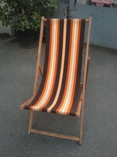 17: Vintage Deckchairs - QTY 20