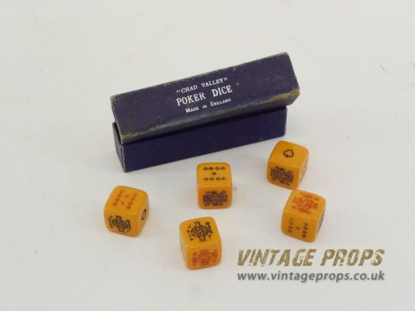 1: Poker dice