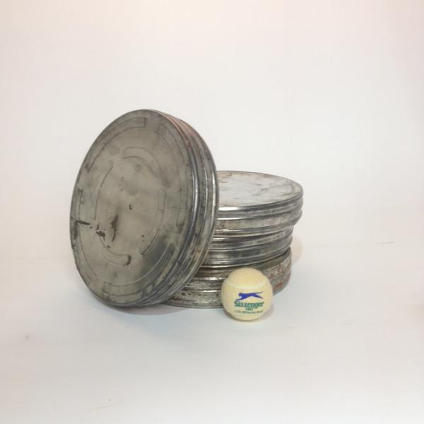 1: Medium 35mm Film Canisters