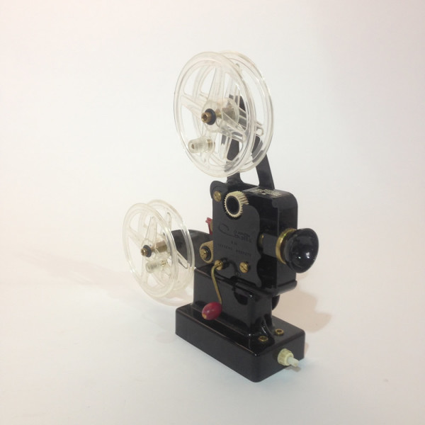 2: Small Plastic 16mm Projector