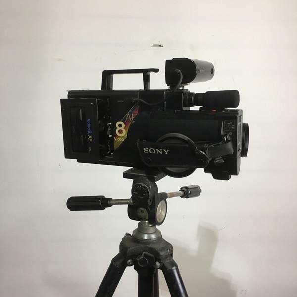 4: Retro 'SONY'film camera