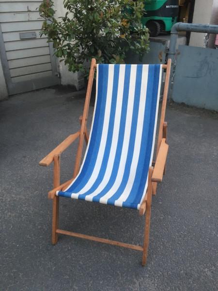 8: Vintage Deckchairs - QTY 20