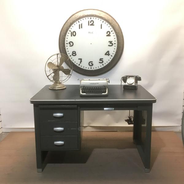3: Industrial Desk