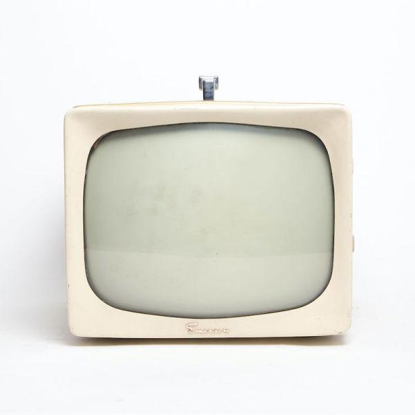 5: Non practical vintage Emerson TV