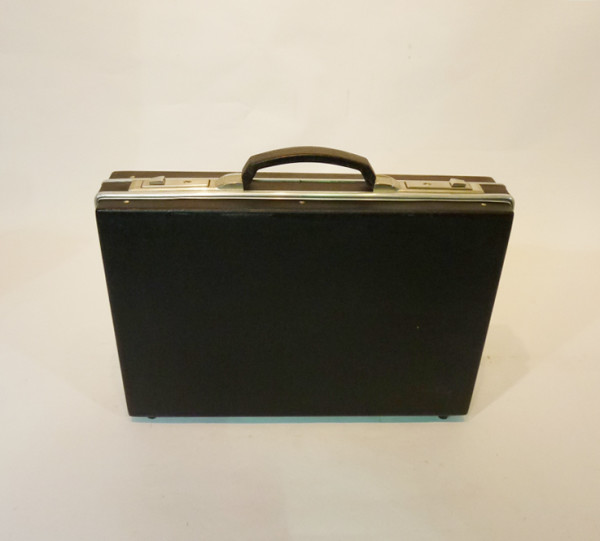 4: Black Briefcase