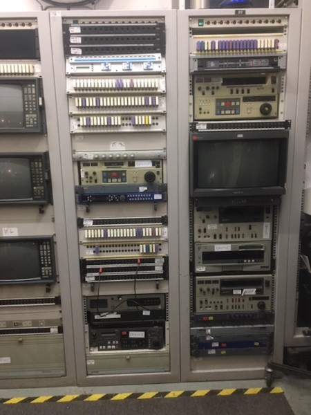 6: Computer server rack number 1
