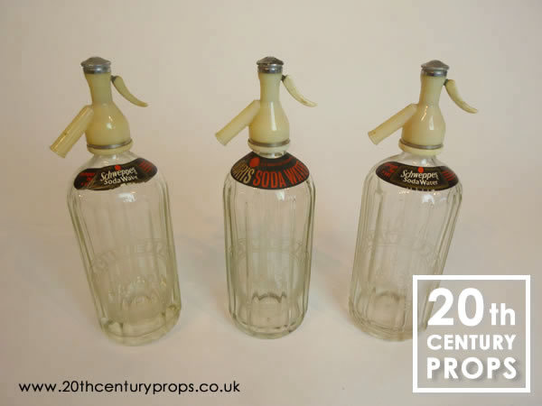 1: Soda bottles