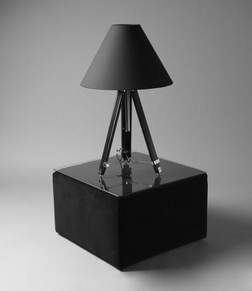 2: Tripod Table Lamp
