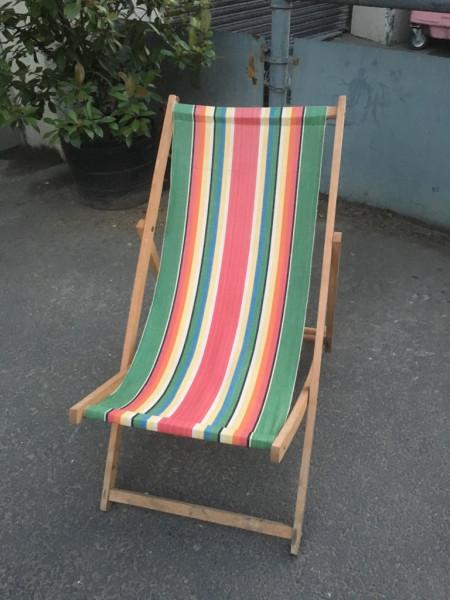 10: Vintage Deckchairs - QTY 20