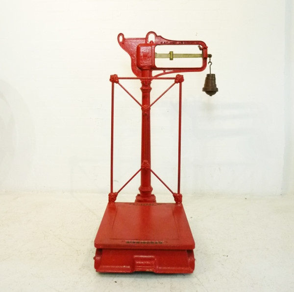1: Large Industrial Weighing Scales