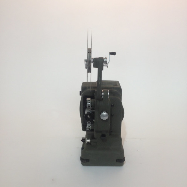 3: Dark Grey Bolex 8mm Film Projector