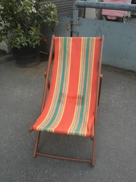 11: Vintage Deckchairs - QTY 20