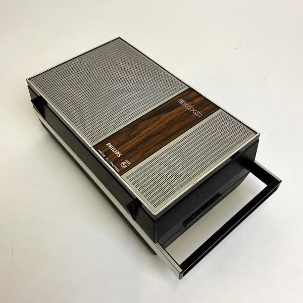 3: Retro Philips 300 mini portable record player