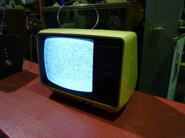 6: Practical Vintage CRT Analogue Televisions