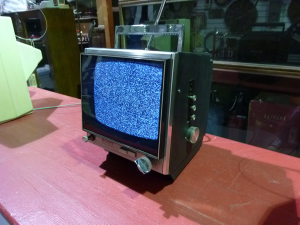 3: Practical Vintage Analogue Televisions