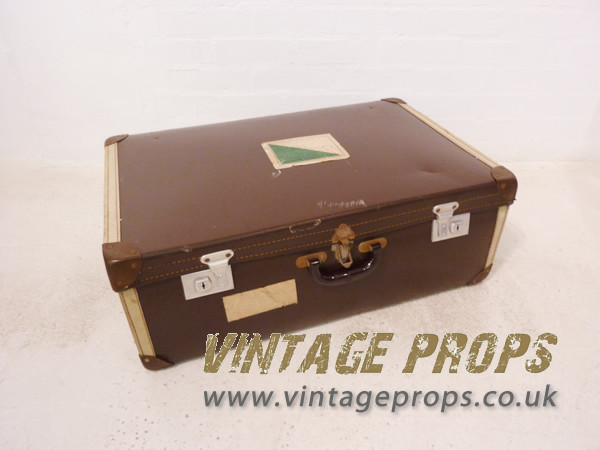2: Vintage suitcase