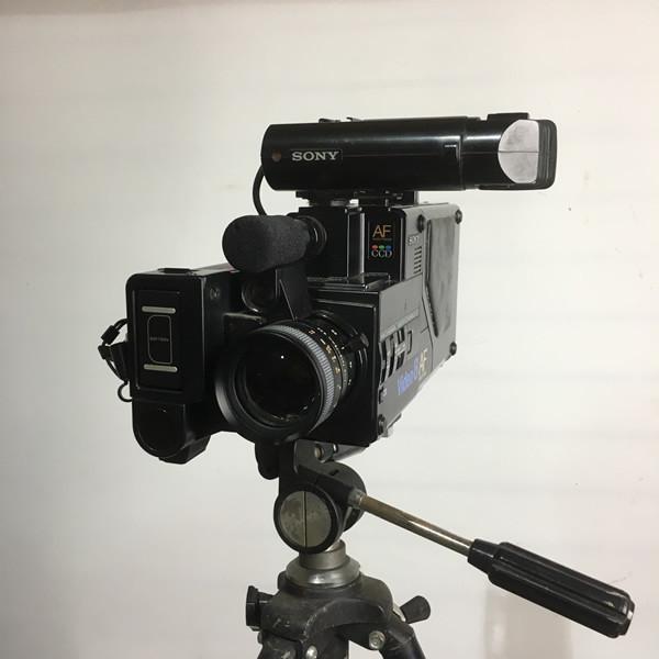 3: Retro 'SONY'film camera
