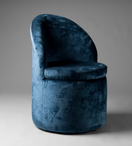 3: Melody chair - Blue