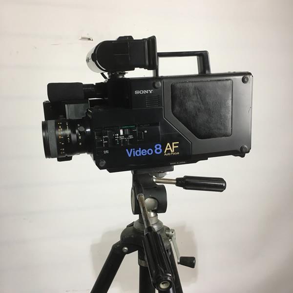 2: Retro 'SONY'film camera