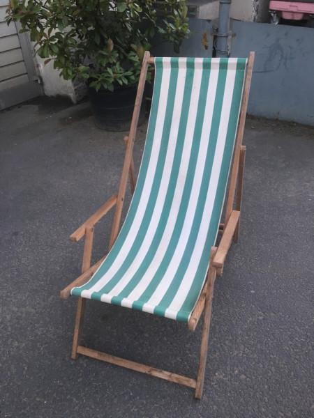 7: Vintage Deckchairs - QTY 20