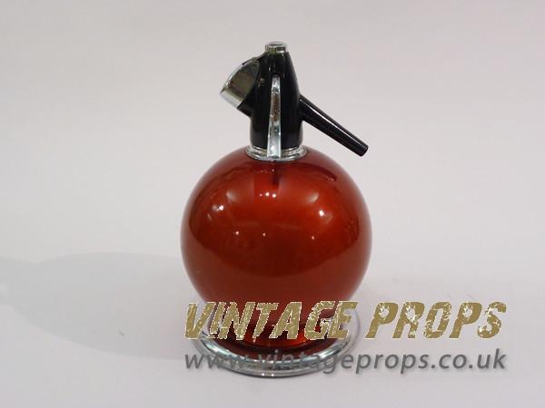 2: 1950's soda bottle