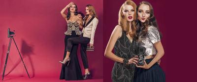 Elegant Magazine Photo Shoot