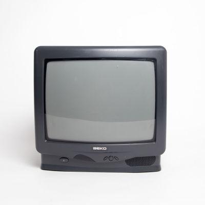 Fully working retro BEKO colour TV